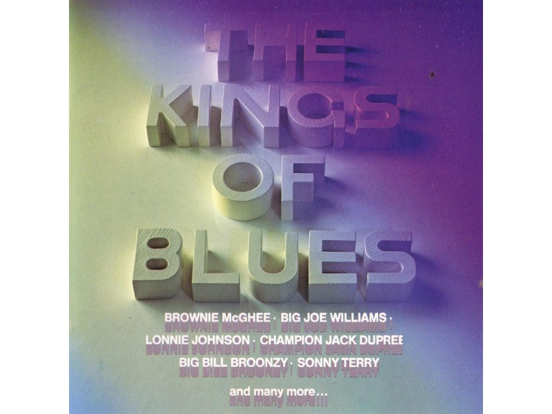 Various - The Kings Of Blues