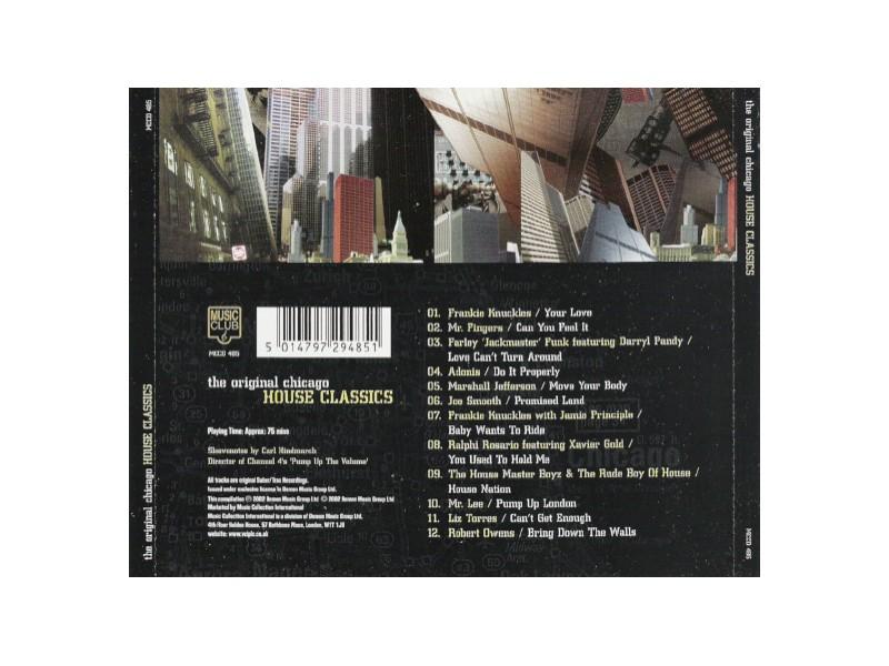 Various - The Original Chicago House Classics