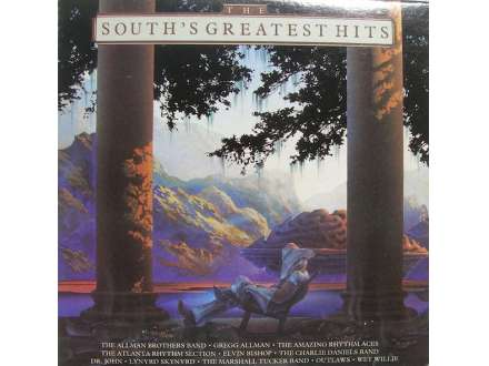 Various - The South`s Greatest Hits
