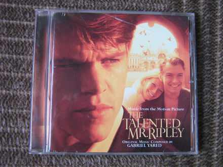 Various - The Talented Mr. Ripley - Music From The Motion Picture