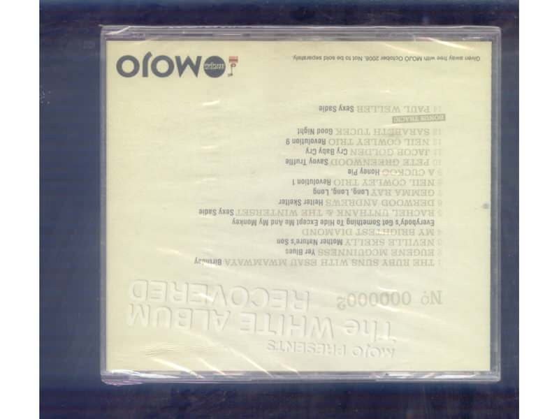 Various - The White Album Recovered No. 0000002