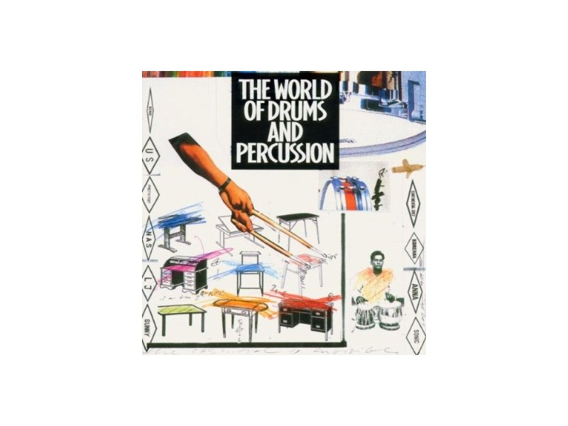 Various - The World Of Drums And Percussion