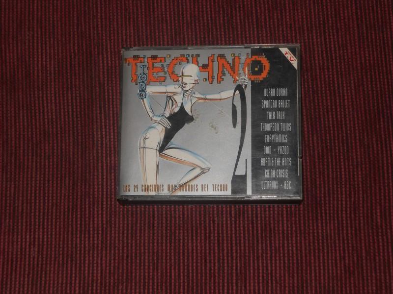 Various - Todo Techno II
