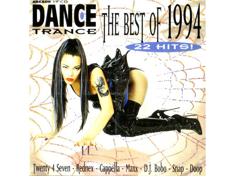 Various - Trance Dance The Best Of 1994