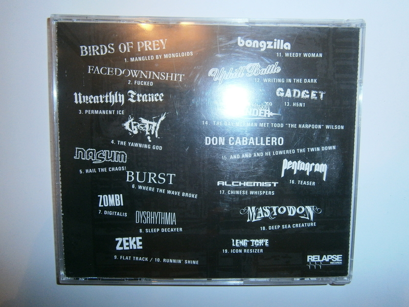 Various - Ugly Music... For Ugly Minds (Sampler 2006)