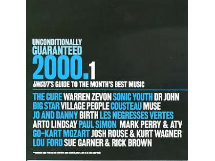 Various - Unconditionally Guaranteed 2000.1