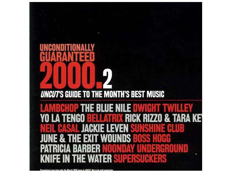 Various - Unconditionally Guaranteed 2000.2