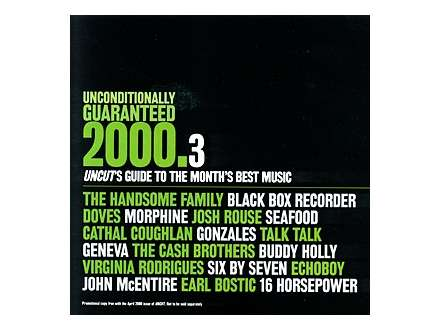 Various - Unconditionally Guaranteed 2000.3