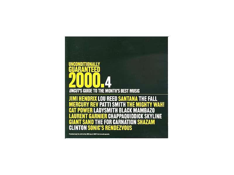 Various - Unconditionally Guaranteed 2000.4