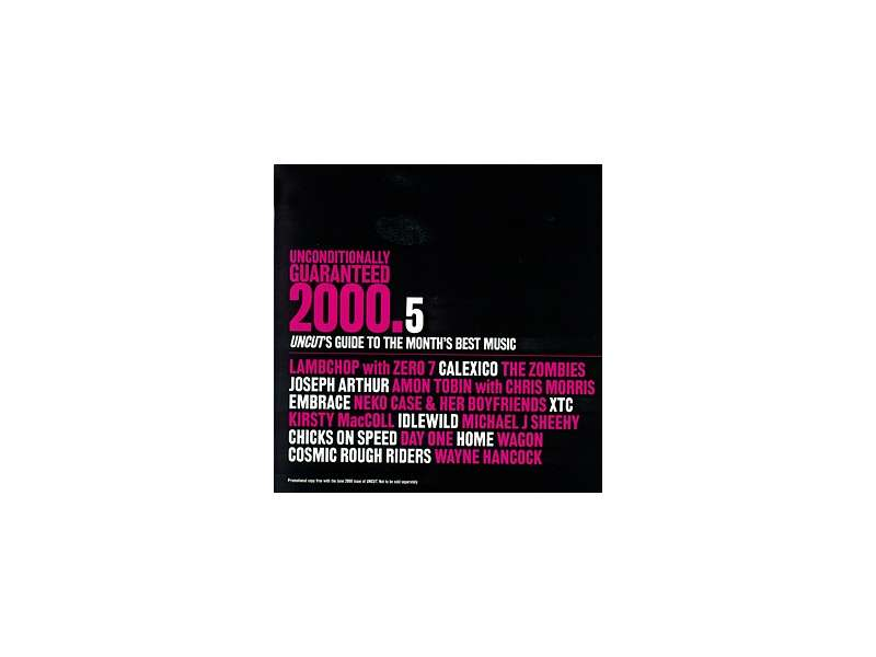 Various - Unconditionally Guaranteed 2000.5