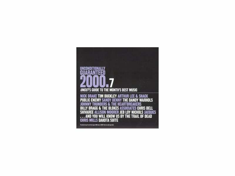 Various - Unconditionally Guaranteed 2000.7