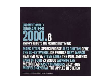 Various - Unconditionally Guaranteed 2000.8