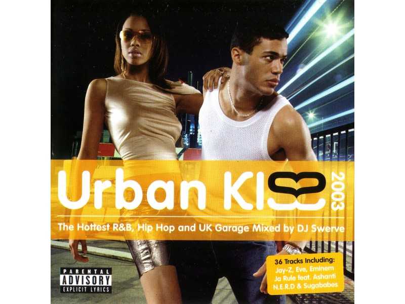 Various - Urban Kiss