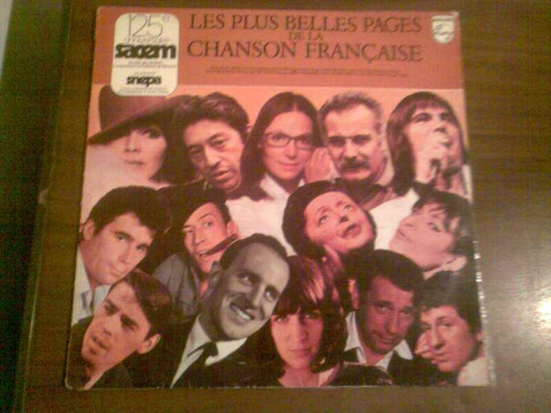 Various - Vive La France - Frankreichs Große Chansons