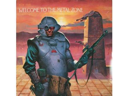 Various - Welcome To Metal Zone