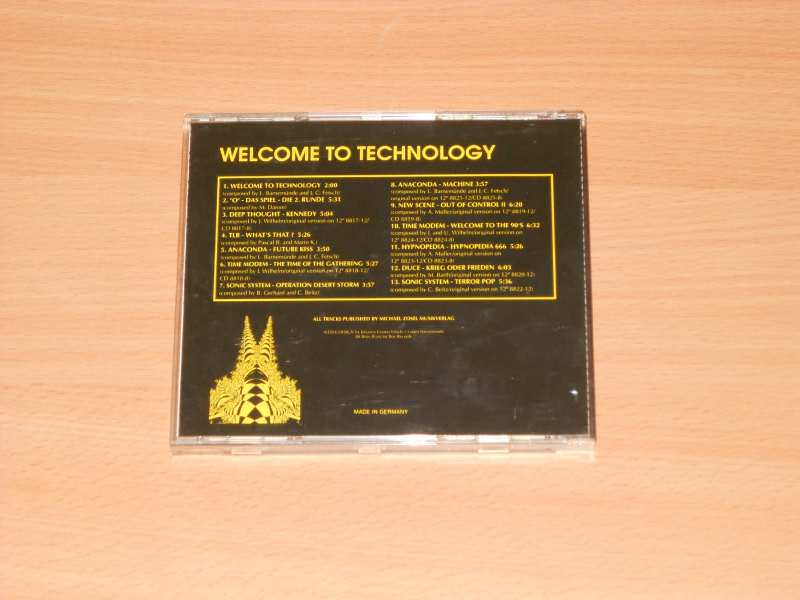 Various - Welcome To Technology