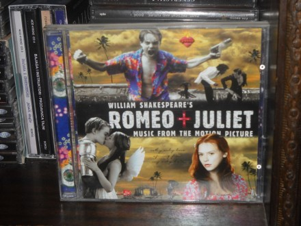 Various - William Shakespeare`s Romeo + Juliet (Music From The Motion Picture)