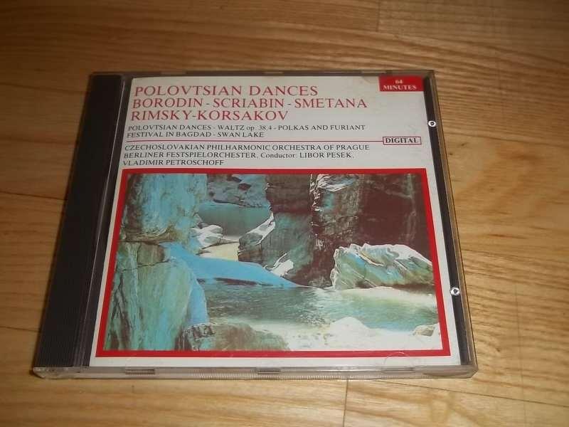 Various artist - Polovtsian Dances