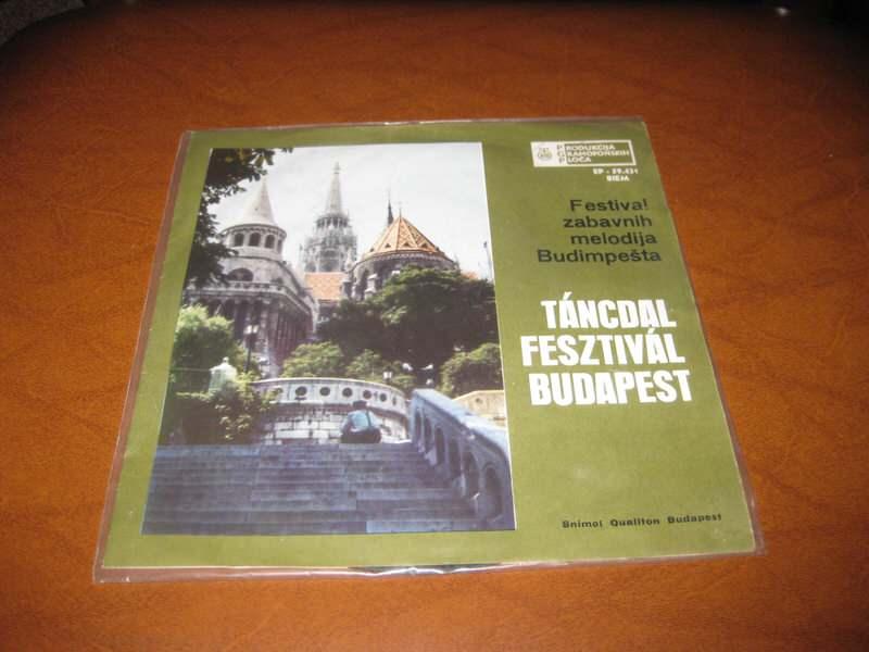 Variuos - Táncdalfesztivál Budapest (Festival Zabavnih Melodija)