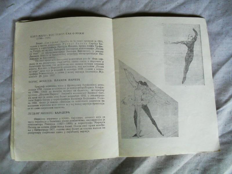 Vece klasicnog baleta, program + poklon