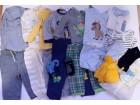 Veći paket odeće za dečaka veličine 74