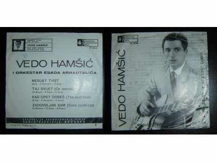 Vedo Hamšić - Menuet Tvist