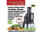 Vegavita VSJ-240AC Pro sokovnik za hladno cedjenje!