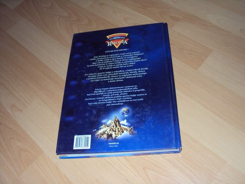 Velika knjiga rekorda