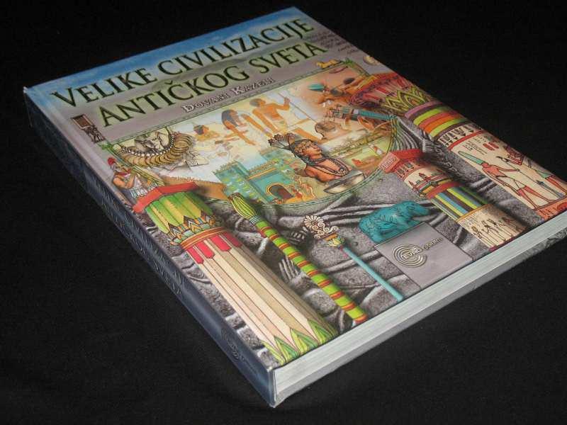Velike civilizacije antičkog sveta/Đovani Kazeli