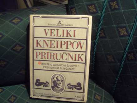 Veliki Kneipov priručnik, učenje o zdravom životu i