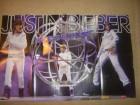 Veliki dvostrani poster Justin Bieber Panini