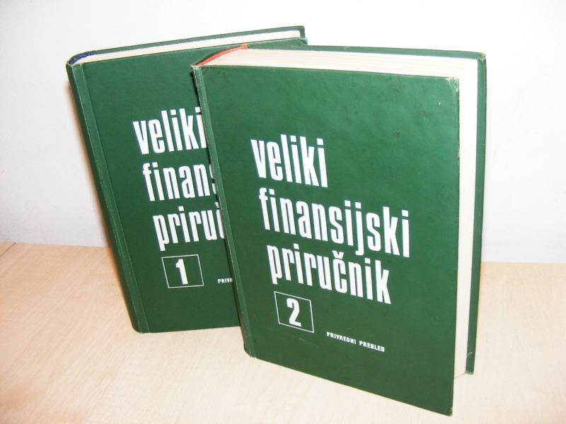 Veliki finansijski priručnik 1-2 (besplatna dostava)