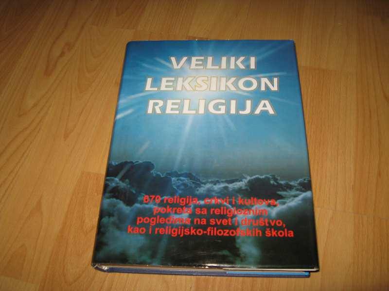 Veliki leksikon religija