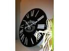 Veliki necujan zidni sat 40 cm Jack Daniels