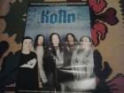 Veliki poster grupe Korn
