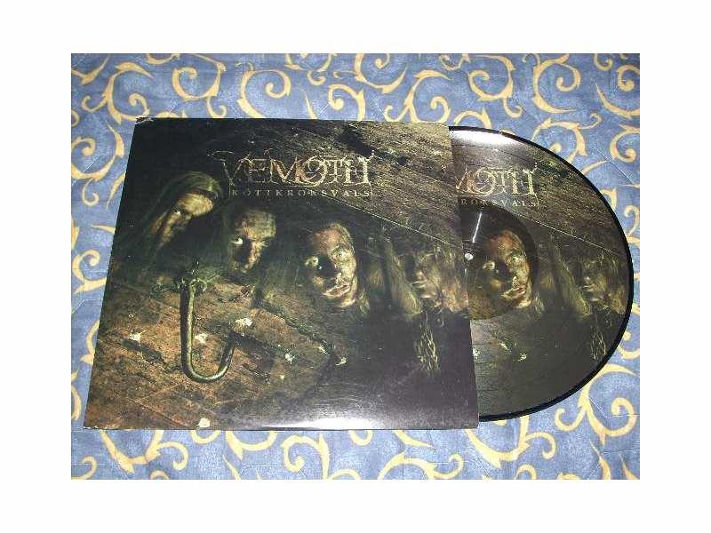 Vemoth - Köttkroksvals Picture LP