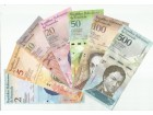 Venezuela 2009-2016 set 2,5,10,20,50,100 i 500 Bolivare