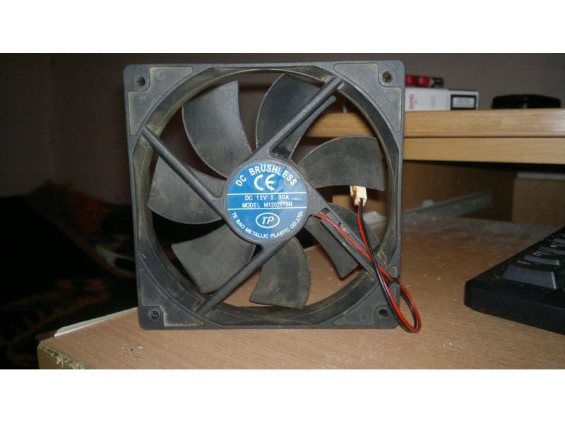 Ventilator 12X12cm - 12volti - 0.30A