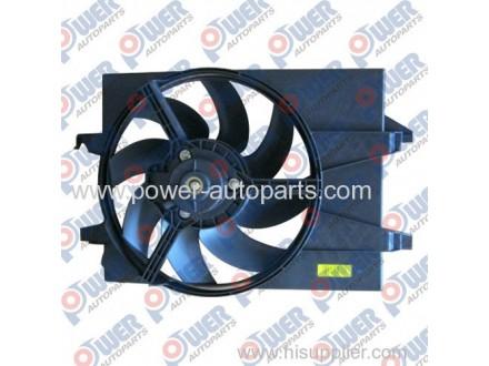 Ventilator hladnjaka motora  Ford Fiesta V 1.3  1.4 1.6