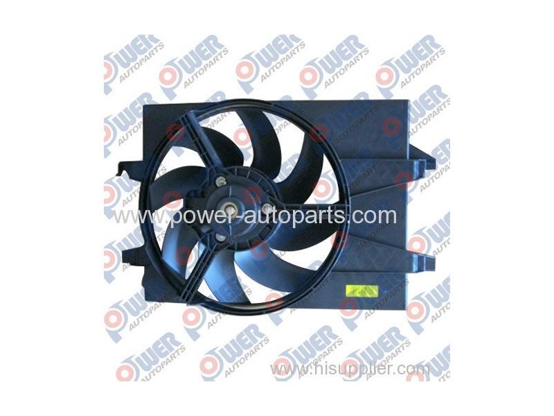 Ventilator hladnjaka motora Ford Fusion  1.4  1.6