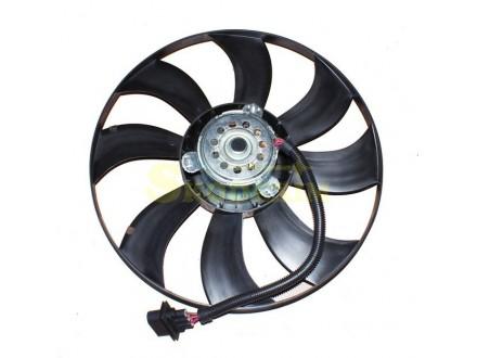 Ventilator hladnjaka motora Seat Ibica IV 1.4tdi