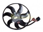 Ventilator hladnjaka motora  Skoda Octavia 08-