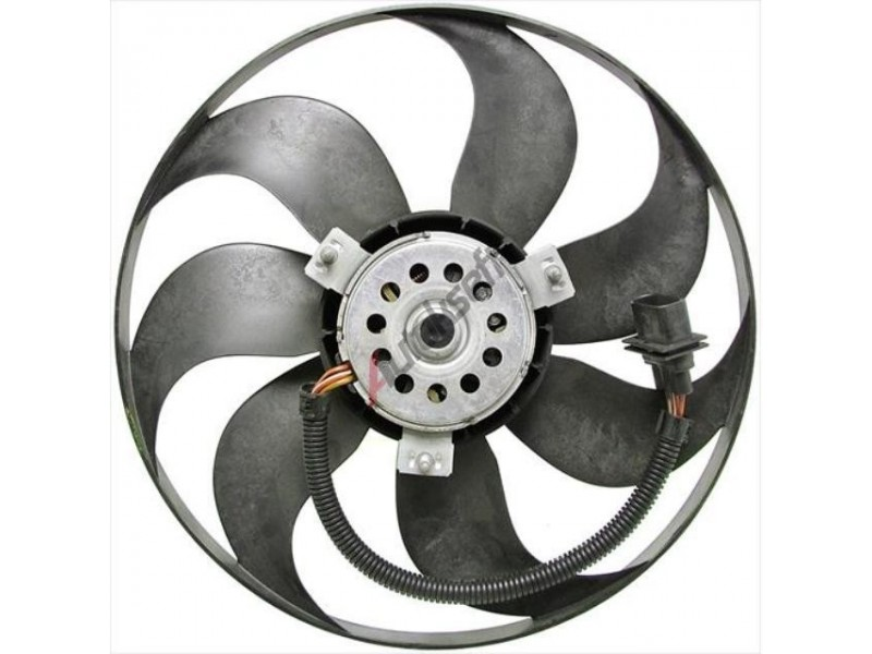 Ventilator hladnjaka motora VW POLO 1.4 TDI
