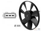 Ventilator hladnjaka motora VW Vento