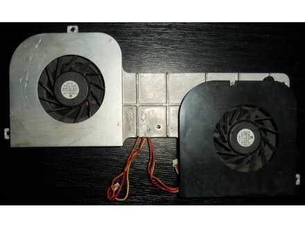 Ventilator za Asus L5000 seriju Laptopova