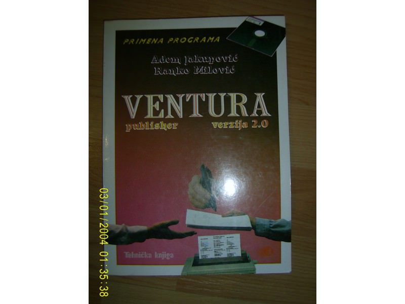 Ventura publisher  verzija 2.0
