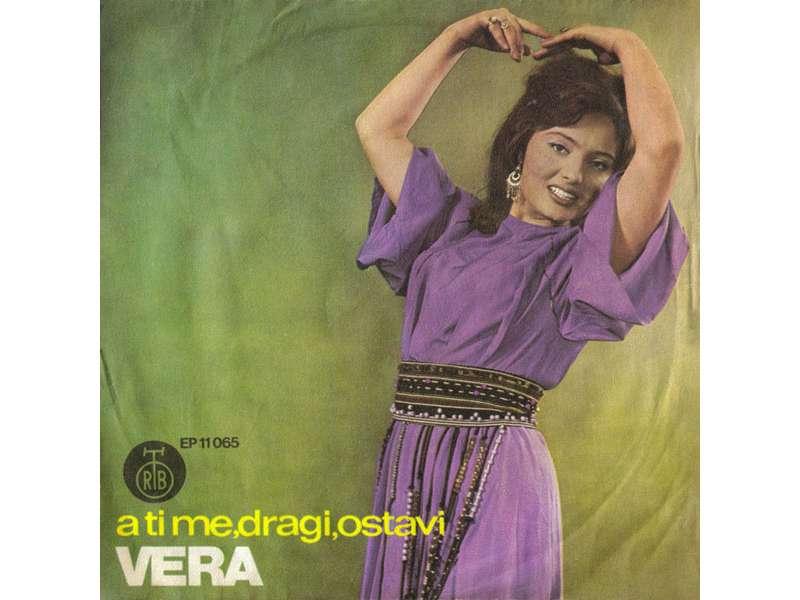 Vera Ivković - A Ti Me, Dragi, Ostavi