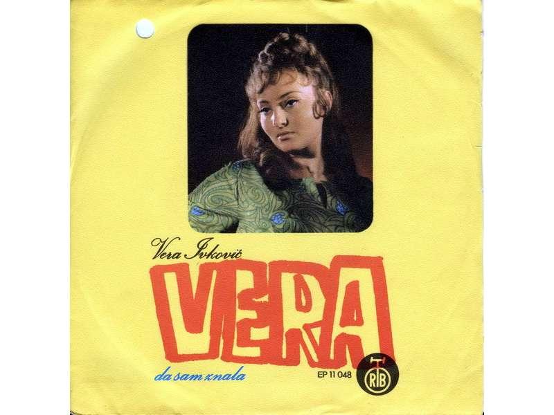 Vera Ivković - Da Sam Znala