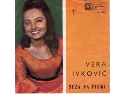 Vera Ivković - Suza Na Pismu