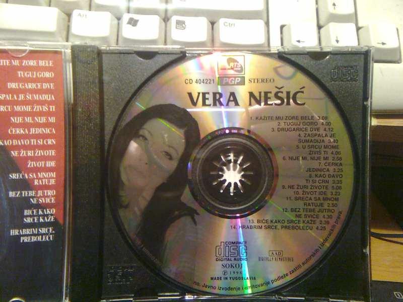 Vera Nešić - Kažite mu zore bele